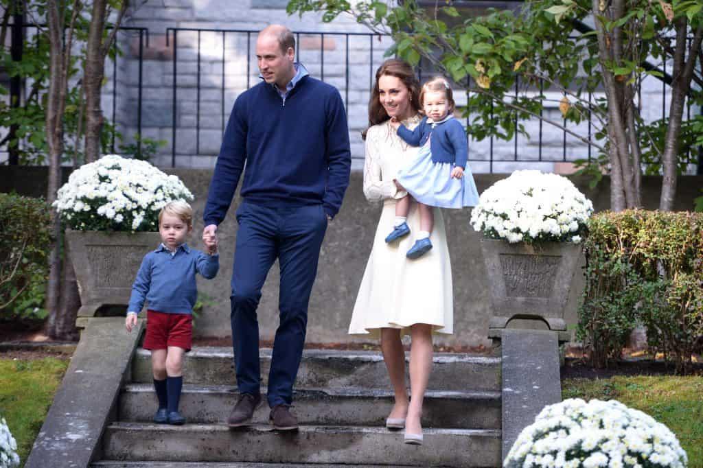 Duke, Duchess of Cambridge
